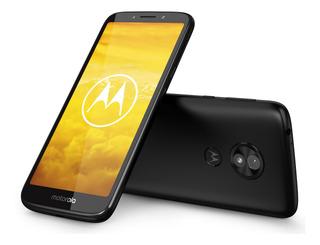 Celular Libre Motorola E5 Play Negro