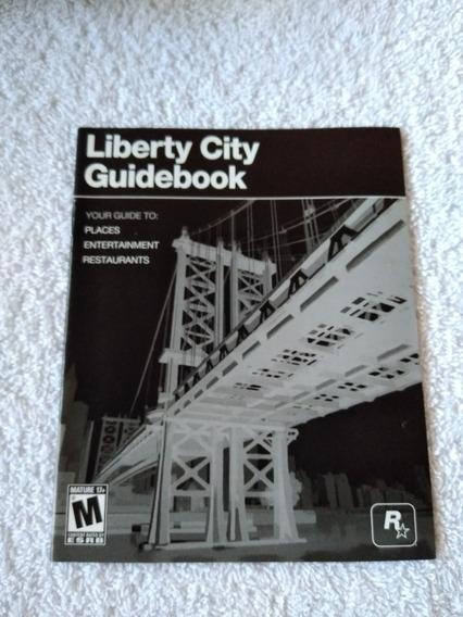 Manual Do Game Gta 4 Ps3 *** Leia
