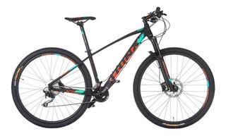 Bicicleta Trinx X7 (m) Neg C/nar- Red Rider Tienda Rocha
