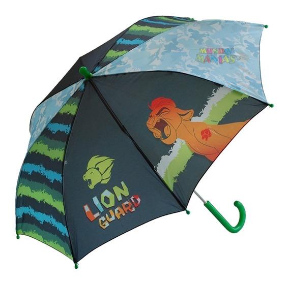 Paraguas Disney Rey Leon La Guardia Del Leon Mundo Manias