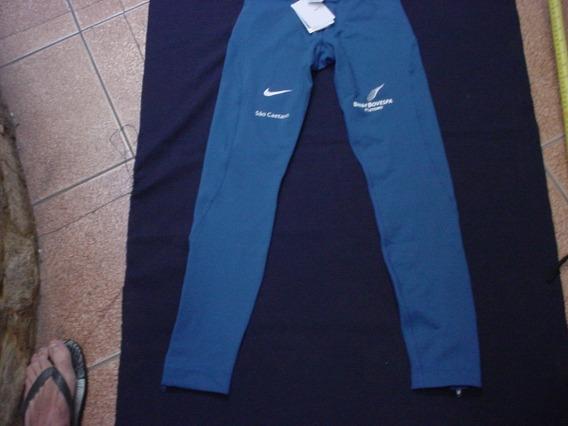 Calça Nike Brasil Bmf Atletismo Sao Caetano Oficial Feminina Tamanho P Nova C Etiquetas