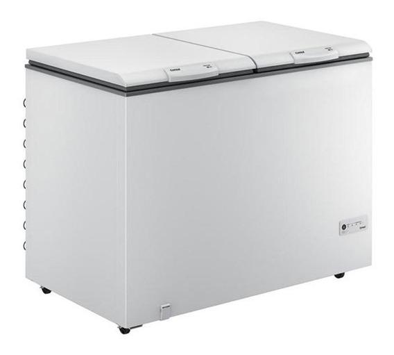 Freezer Horizontal Consul 404 Litros 2 Tampas Classe A