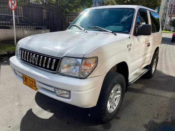 Toyota Prado Sumo Full Equipo