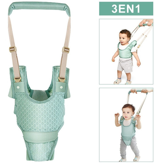 Asiento Ajustable 3 En 1 Para Bebés De 7 A 24 Meses