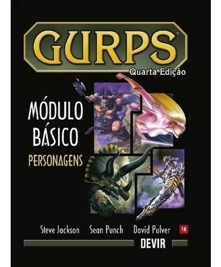 Gurps 4ª Ed Módulo Básico: Personagens