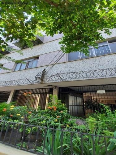 Amplo Apartamento No Méier Três Quartos E Dependência Completa - Hmap1085 - 69232766