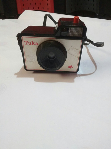 Máquina Fotográfica Tuka