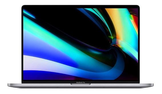 Macbook Pro 16 2.6 Core I7 16gb 512gb 2019. R$13799 À Vista