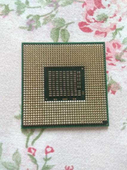 Processador Notebook Qbex Core I7 P64123a Tenho Mais Peças
