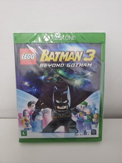Jogo Xbox One Infantil Lego Batman 3 Beyond Gotham Lacrado