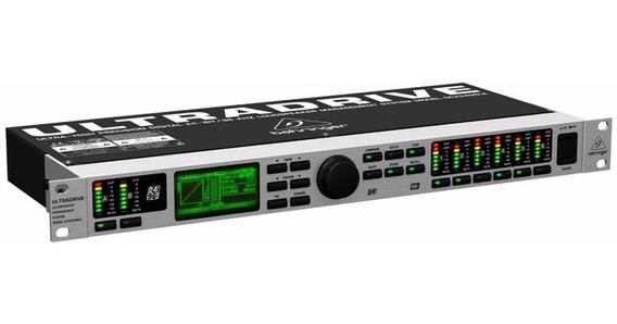 Processador Digital Behringer Ultra Drive Pro Dcx2496le