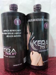 Keratina Kera Fruit Litro Original Sella - mL a $25