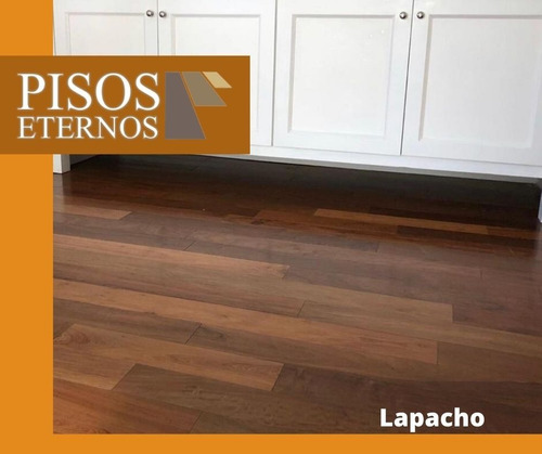 Piso De Lapacho Prefinished Macizo