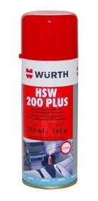 5 Higienizador Hsw De Ar Condicionado Wurth Lavanda Soft F