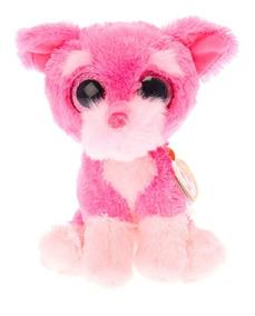 Beanie Boos - Cherry Cachorro Rosa