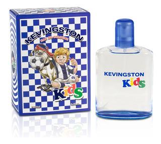 Perfume De Niños Kevingston ® Kids Azul Perfume Chicos 100ml