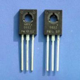 Transistor D882 Ou 2sd882 Lote Com 20 Unidades