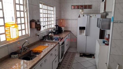 Oportunidade - Sobrado - 3 Dormitórios + Edícula - 750 M² - Aricanduva - So1675