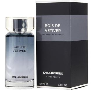 Perfume Original Karl Lagerfeld Bois De Vetiver Edt 100ml