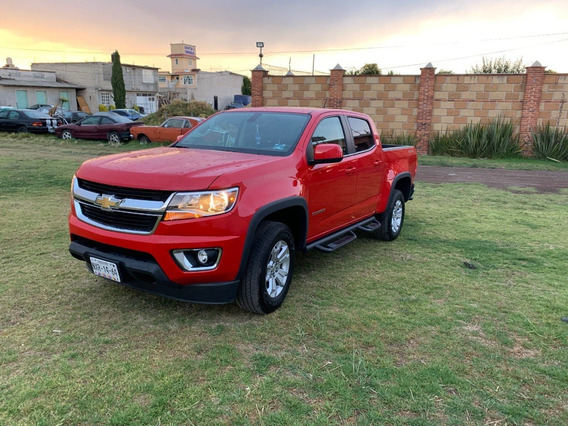 Chevrolet Colorado 2019 4x4 V6 Nueva Solo 300 Kms Fact Orig