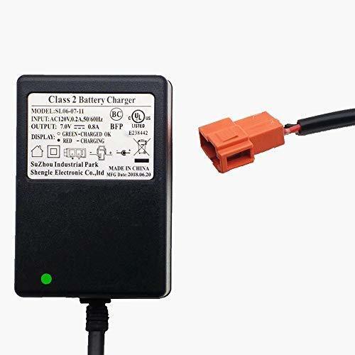 Cargador De Bateria De Coche Electrico Para Niños 6 V 7 V 08