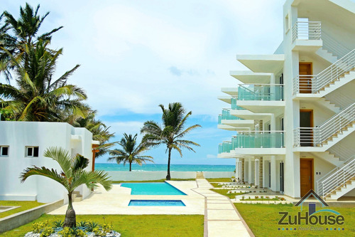 Imagen 1 de 14 de Apartamento Con Vista Al Mar Tipo Resort En Cabarete Wpa06 C