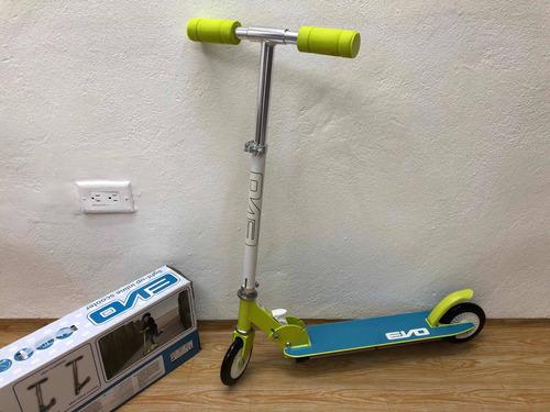 Scooter Patineta Con Luces Para Niña Nuevo