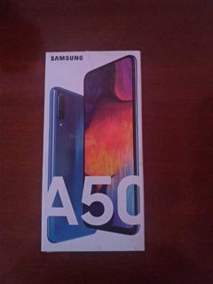 Samsung A50 - Azul