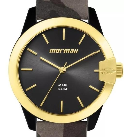 Relógio Mormaii Garantia De 1 Ano 12x Sem Juros Mo2035ik/8p