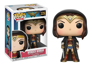Funko Pop 229 Wonder Woman - Original - Woopy