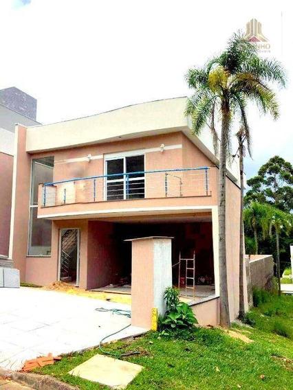 Casa Pronta Para Morar No Buenavista Em Viamão. - Ca0510