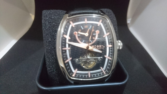 Relógio Fossil Automático Modelo Me1046 Impecável