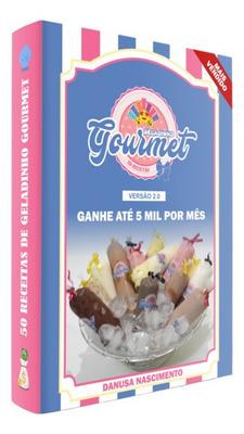 Curso De Geladinhos Gourmet + Bônus Exclusivos