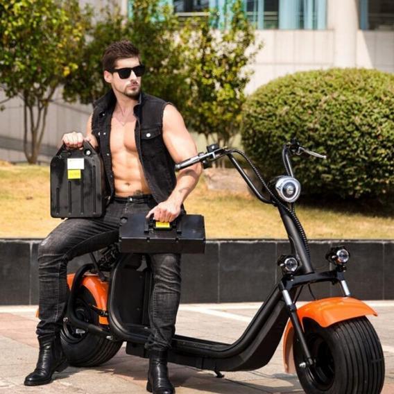 Moto Eléctrica City Coco S/licencia Conducir / Eco Alsina