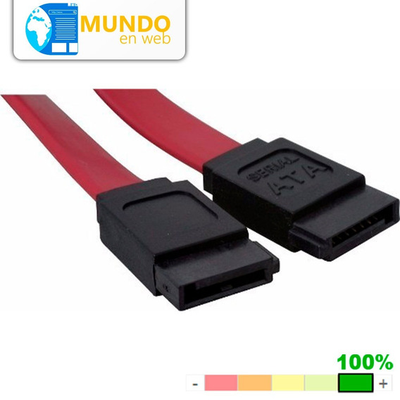 Cable Sata De Datos Pc Mayor Y Detal
