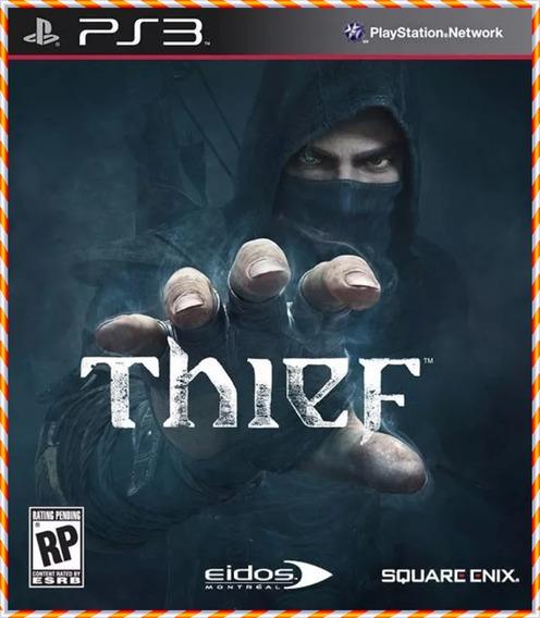 Thief Ps3 Psn - Midia Digital