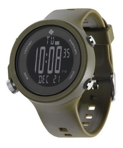Relógio De Pulso Columbia Ravenous - Verde Musgo