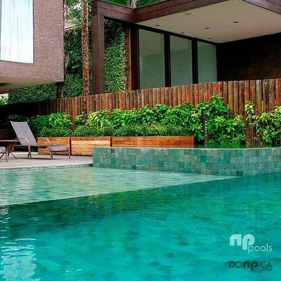 Revest. Piedra Natural Piscina Bali Green Stone - Sukabumi