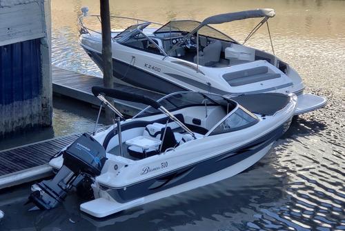 Lancha Open 3v Bianca 510 Stock Permanente Nautica Milione15