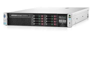 Servidor Hp Dl380p Gen8 - Intel Xeon E5-2670 - 64gb Ram