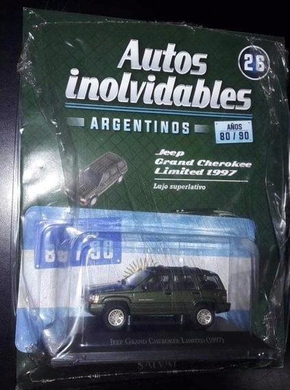 Autos Inolvidables Argentinos Jeepm Grand Cherokee Limited