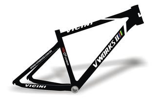 Adesivo Bike Vicini - V-works