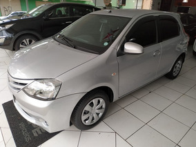 Toyota Etios 1.5 Hb Xs 16v Flex 4p Manual 2015