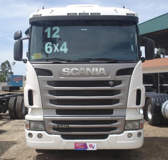 Scania/r 440 - 4x4