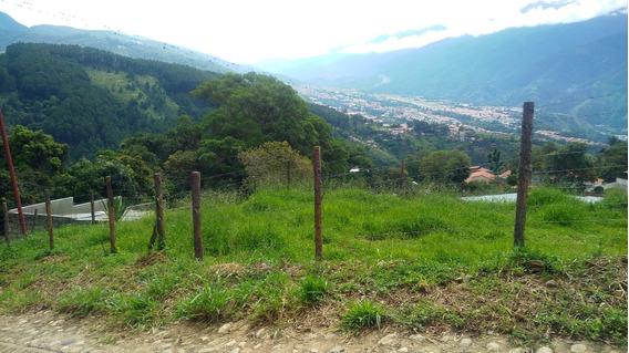 Terreno En Venta Loma De Los Ängeles, Sector El Mirador