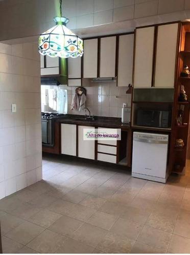 Imagem 1 de 16 de Apartamento Com 4 Dormitórios À Venda, 180 M²  - Planalto Paulista - São Paulo/sp - Ap5209