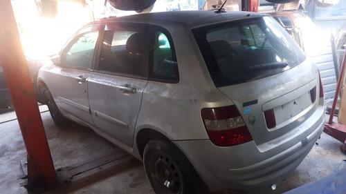 Sucata Para Retirada De Peças Fiat Stilo 03 1.0 8v Gasolina