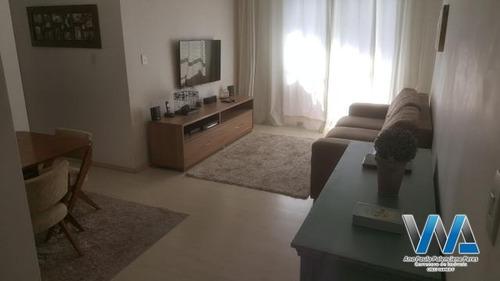 Apartamento No Condomínio Residencial Jardins De Bragança - 959