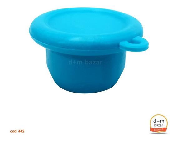 Tapon Plastico X50 Colores Tapa Botella De Vidrio Tomate
