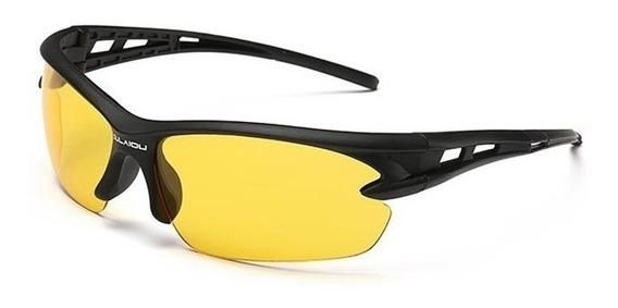 Óculos Anti - Reflexo - Ideal Para Dirigir Á Noite Ciclismo